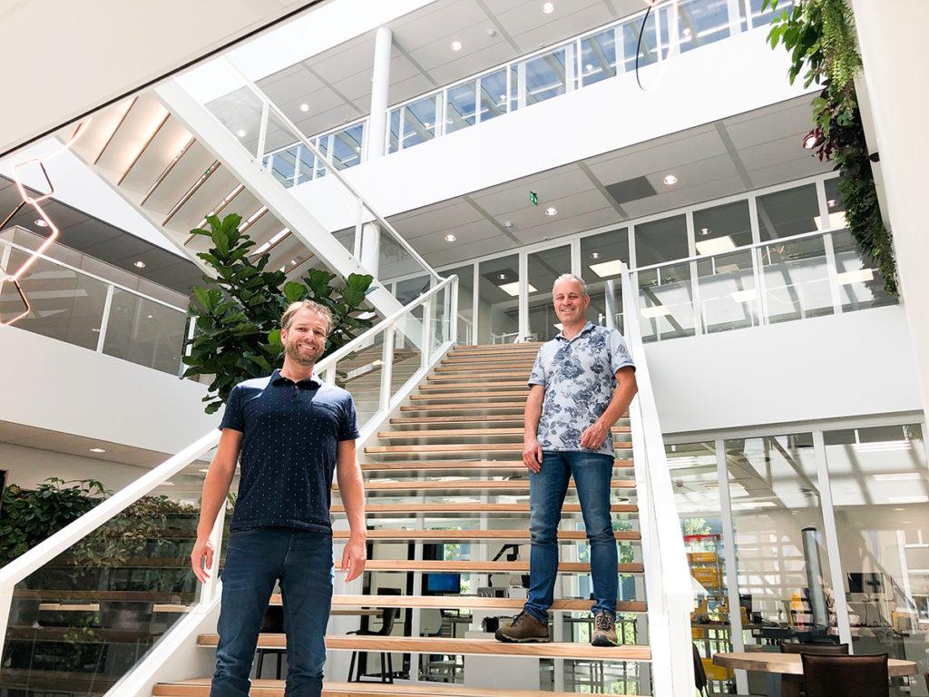 NTS Group bouwt hypermodern nieuw kantoor. In gesprek met Jan Loermans en Sander Geurink
